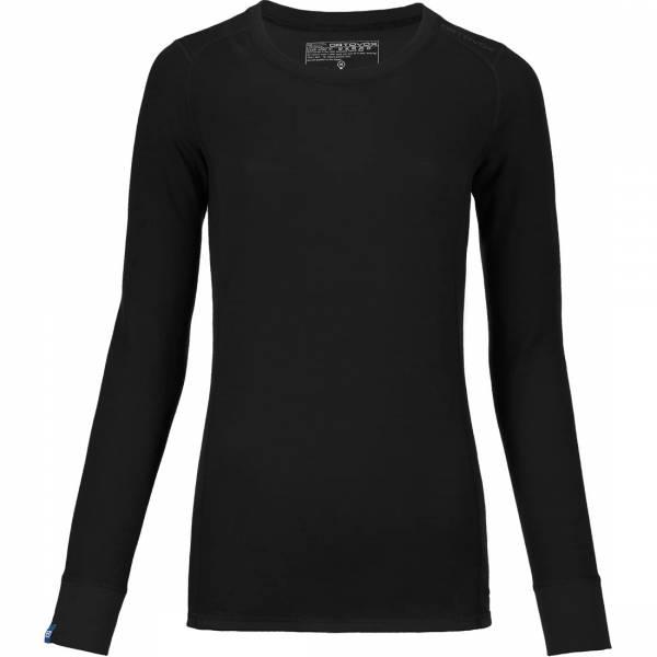 Ortovox 210 Supersoft Long Sleeve Black Women