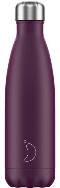Chillys Trinkflasche Matte Purple 500ml | ski-shop.ch