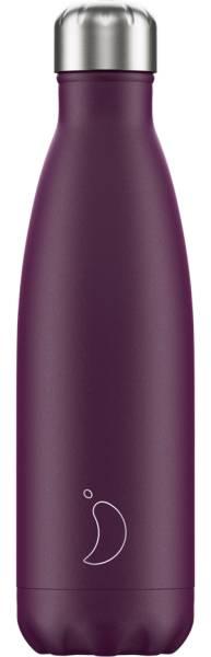 Chillys Trinkflasche Matte Purple 500ml   ski-shop.ch