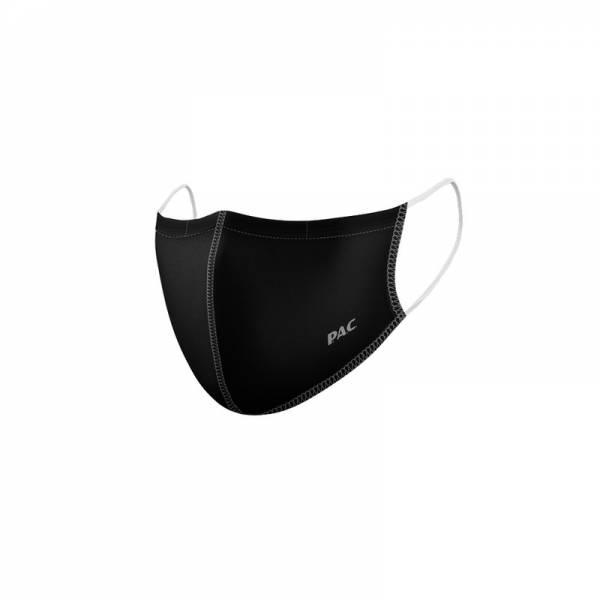PAC Lightweight Mask 2x Pack Total Black + Total Black