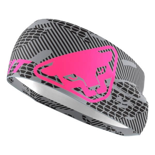 Dynafit Performance Camo Stirnband Pink