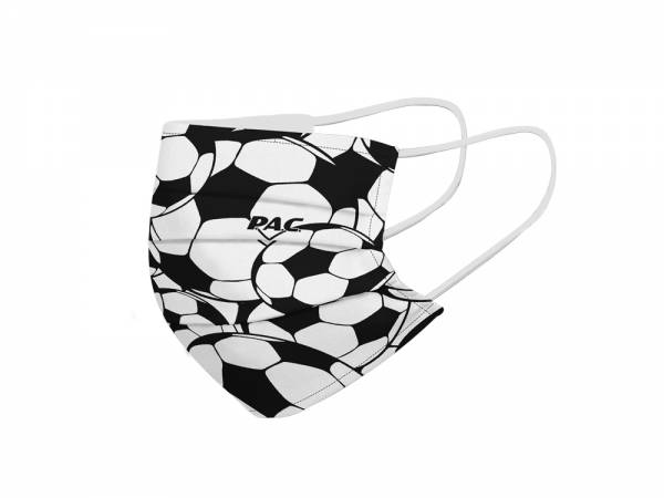 PAC Kids Premium Communinty Mask Soccer