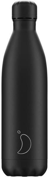 Chillys Trinkflasche All Black 750ml | ski-shop.ch
