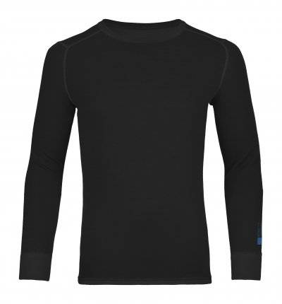Ortovox 210 Supersoft Long Sleeve Black