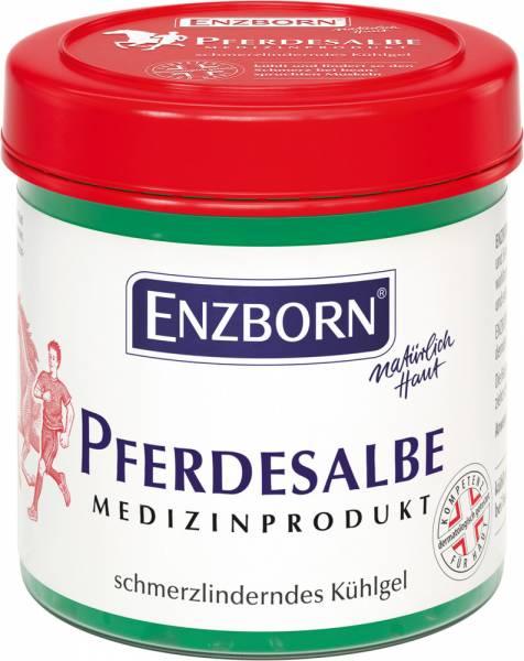 Enzborn Pferdesalbe Medizinprodukt Dose 200 ml