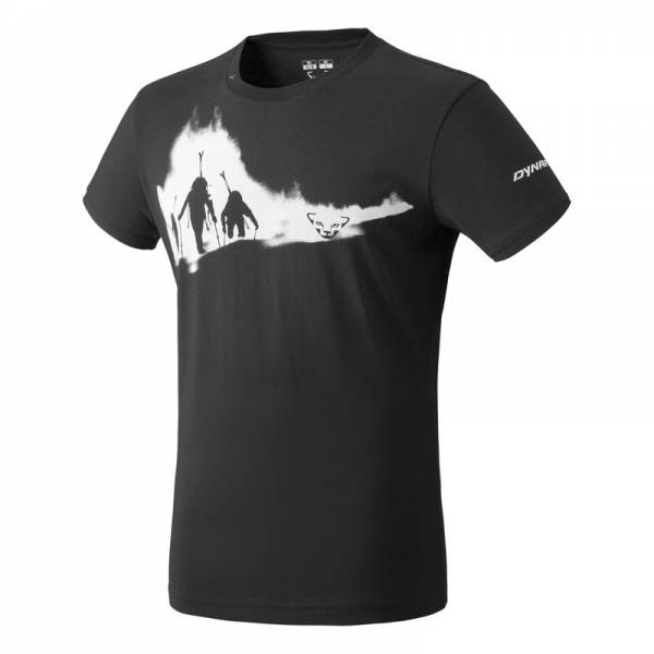 Dynafit Ascent Black Out | Dynafit Skitouren T-Shirt