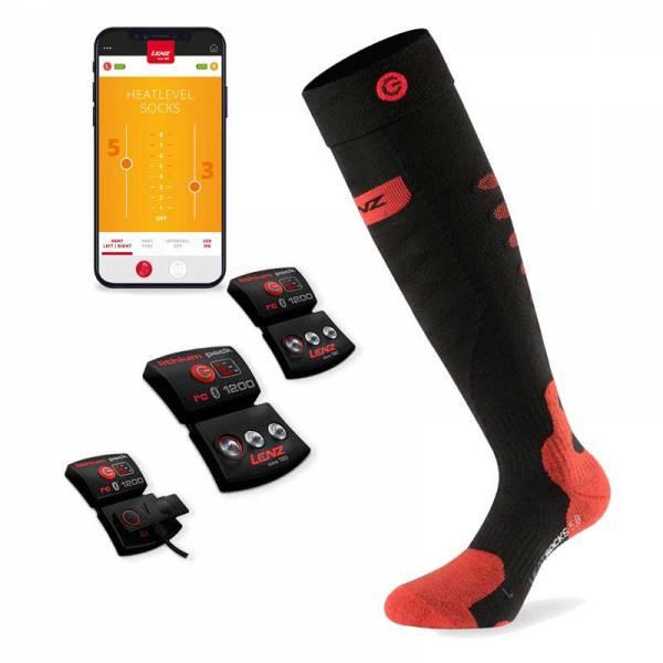 Lenz Heat Sock 5.0 Toe Cap Set