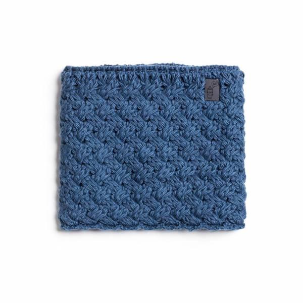 Stroller Neckwarmer Blue