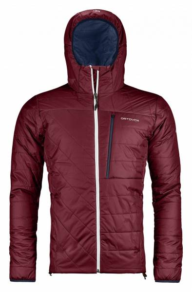 Ortovox Piz Bianco Jacket Dark Bllod