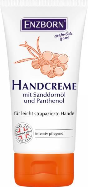 Handcreme mit Sanddornöl und Panthenol 75 ml